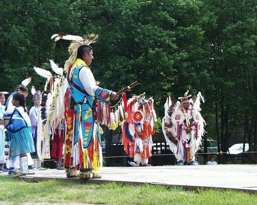 Indianer in New Jersey