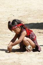 Indianerjunge