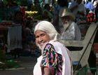 Indianermarkt im Hochland bei Oaxaca