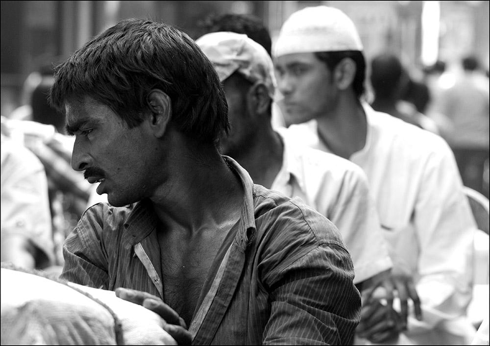 Indien 2010 - Old Delhi #1