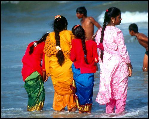 Indien - Chennai Beach 3