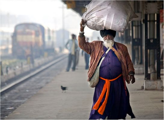 INDIEN - DELHI #6