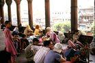 Indien, Delhi, Moschee