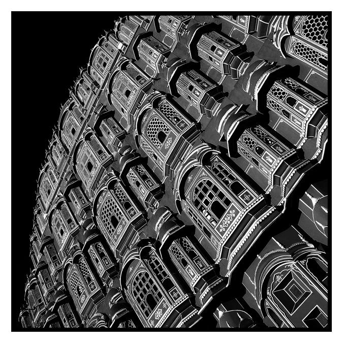 Indien - Palast der Winde