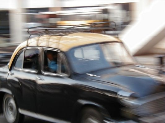 Indien Taxi
