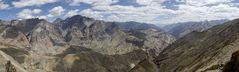 Indien, Zanskar: Am Hanuma-La