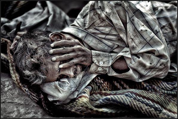 """"""" Indiens Armut """""""