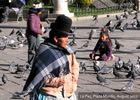 Indigena in La Paz