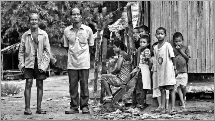 Indigenous Faces of Malaysia, last Part
