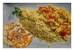 Indisch Curry