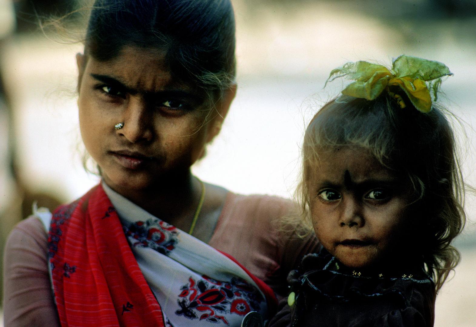 Indische Augen