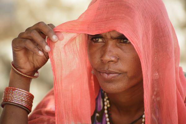 Indische Gesichter I