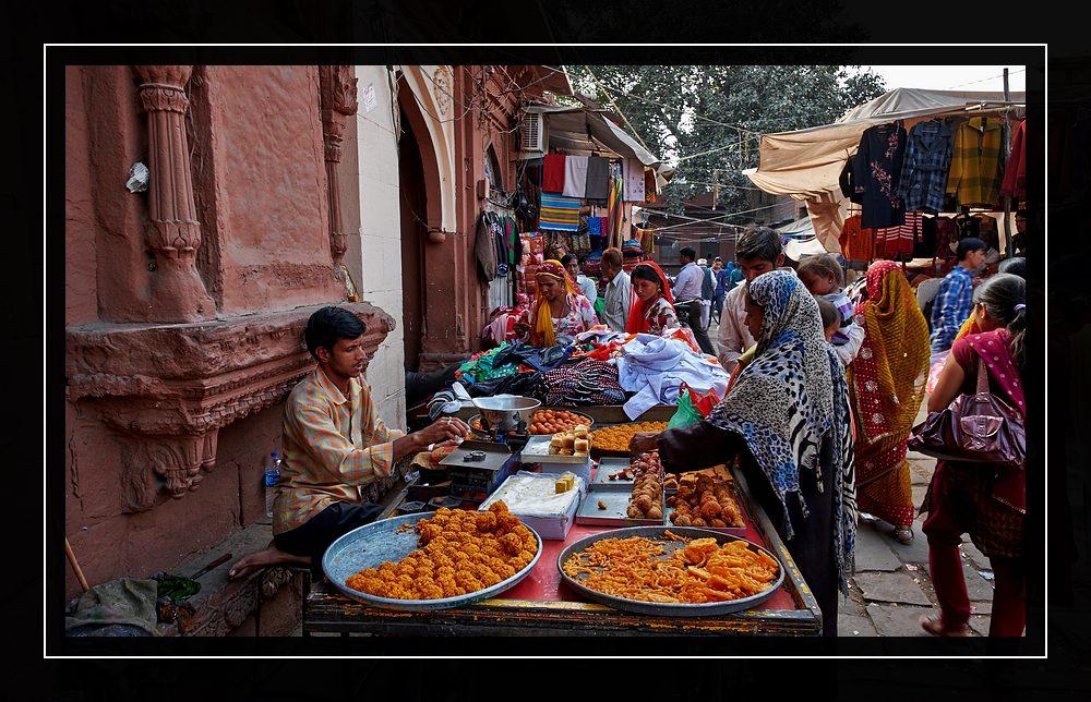 Indische Leckereien