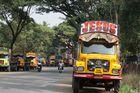 Indische LKWs