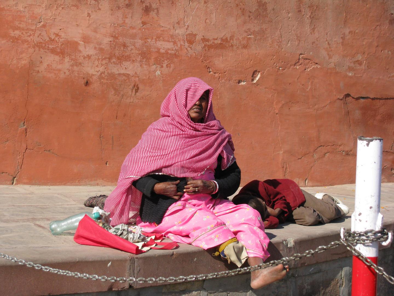 indische Mittagsruhe