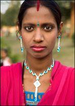 indische Schönheit