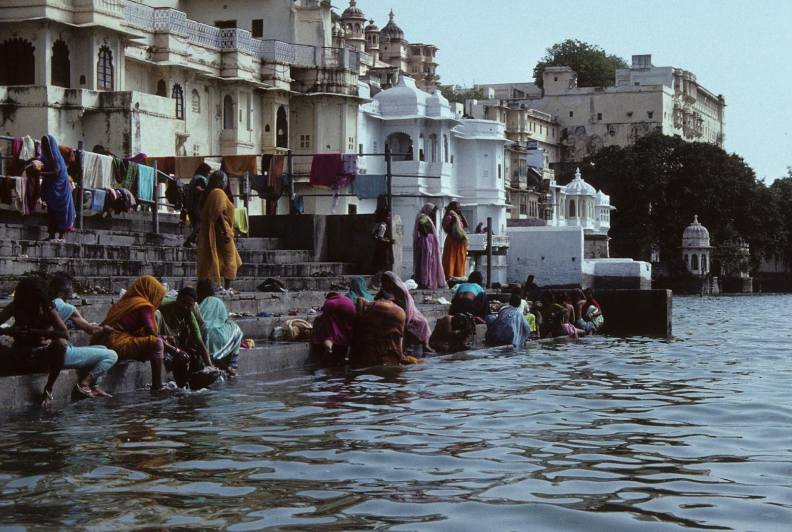 indischer Alltag