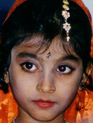 Indisches Maedchen 2