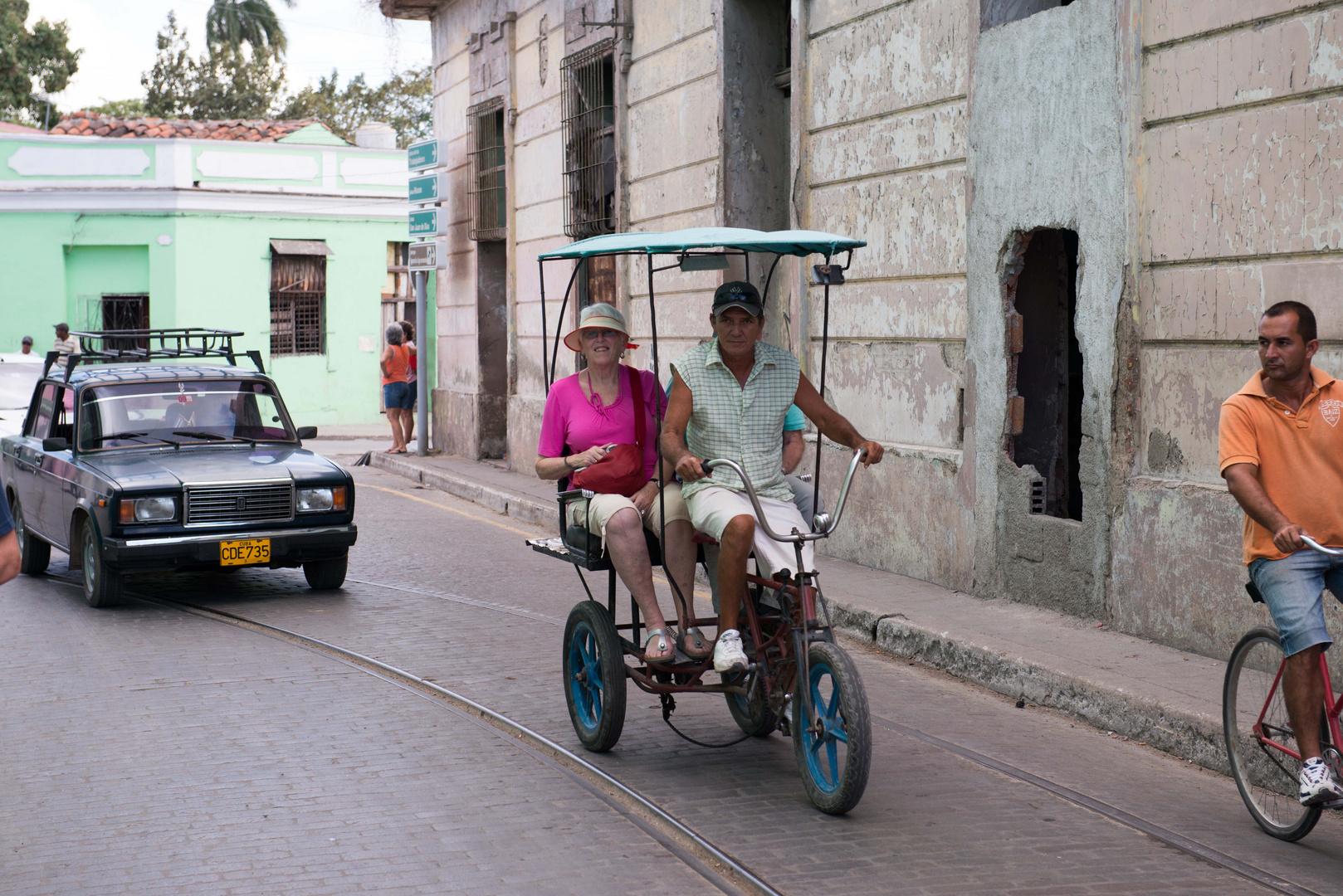Individualverkehr in Kuba 4