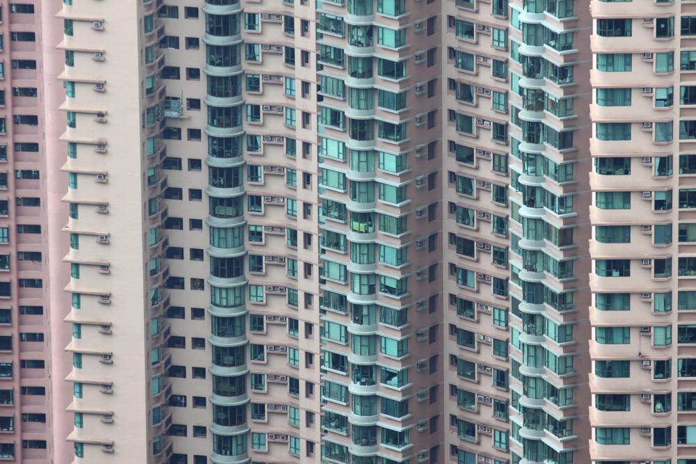 Individuelle Wohnräume in Hong Kong