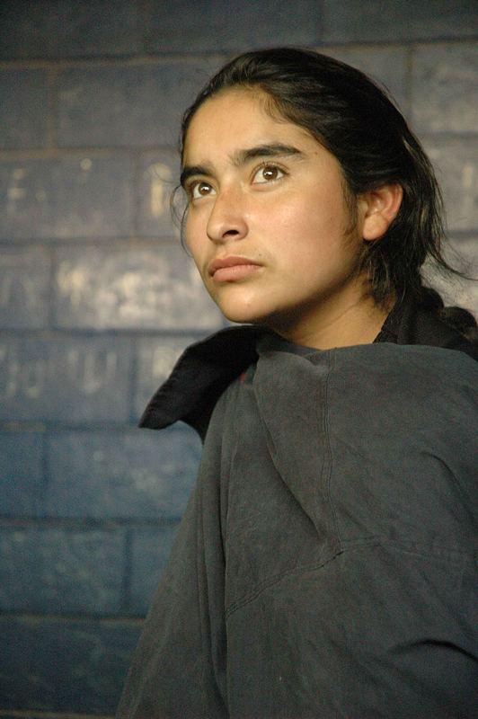 indocumentada guatemalteca