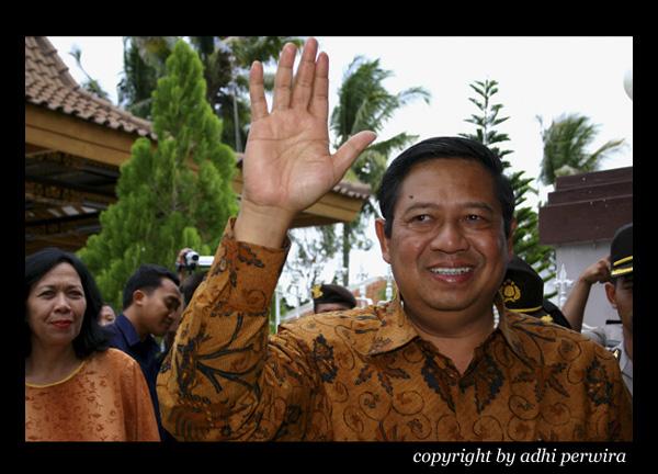 indonesia's new president
