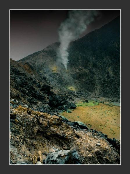 Indonesia/Sumatra/Gunung Sibayak 3