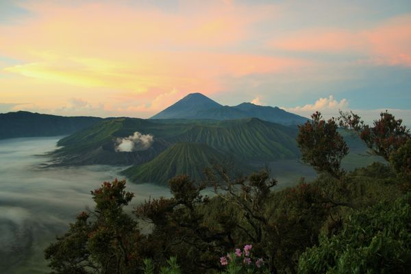 Indonesien Bromo