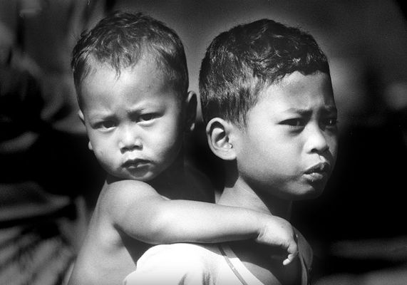 indonesien - faces 1