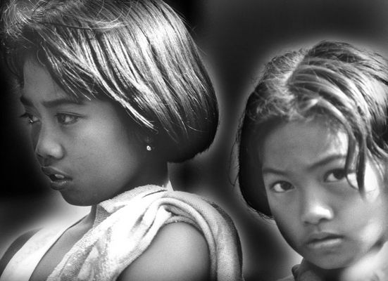 indonesien - faces 3