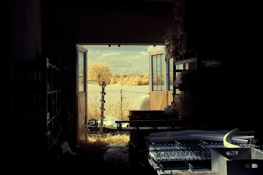 Indoor View.....