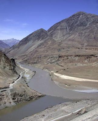 Indus und Zangskar