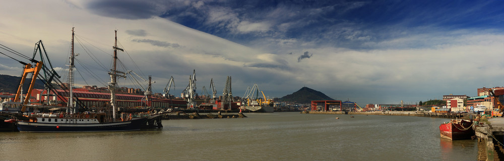Industria naval.