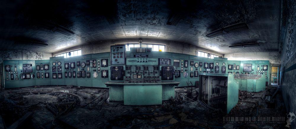 Industrial headquarter