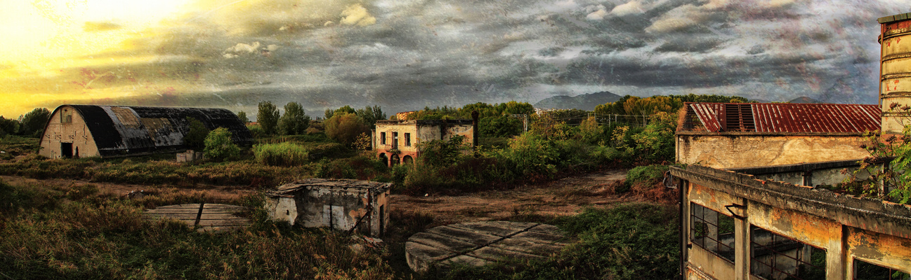 Industrial memories ...