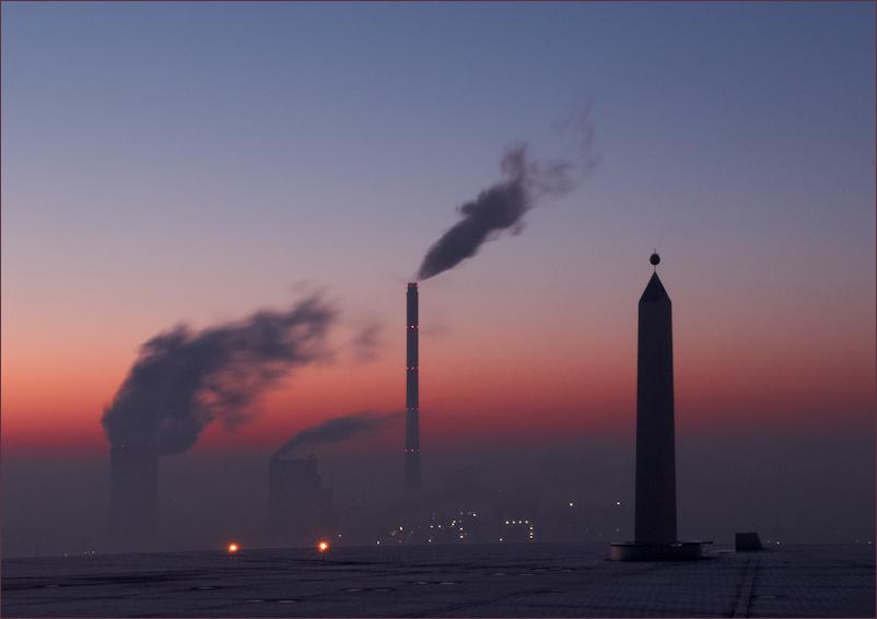 Industrial Morning II