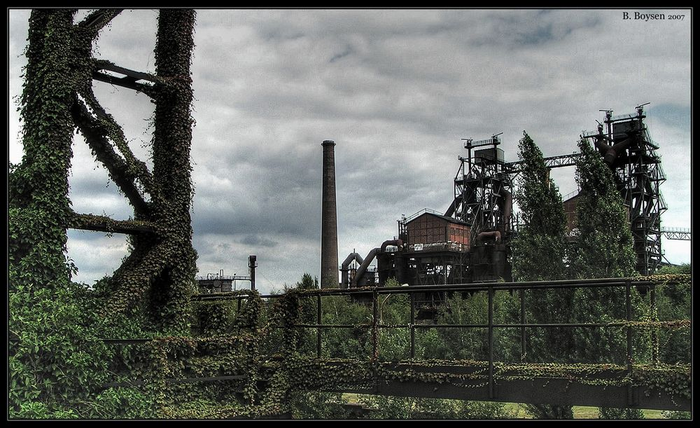 Industrial nature