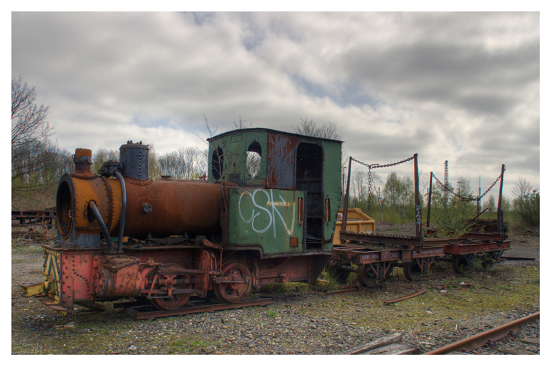Industrie Bahn