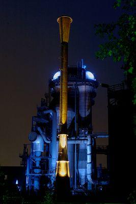 Industrie bei Nacht.....