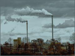 Industrie im Teuteburger Wald