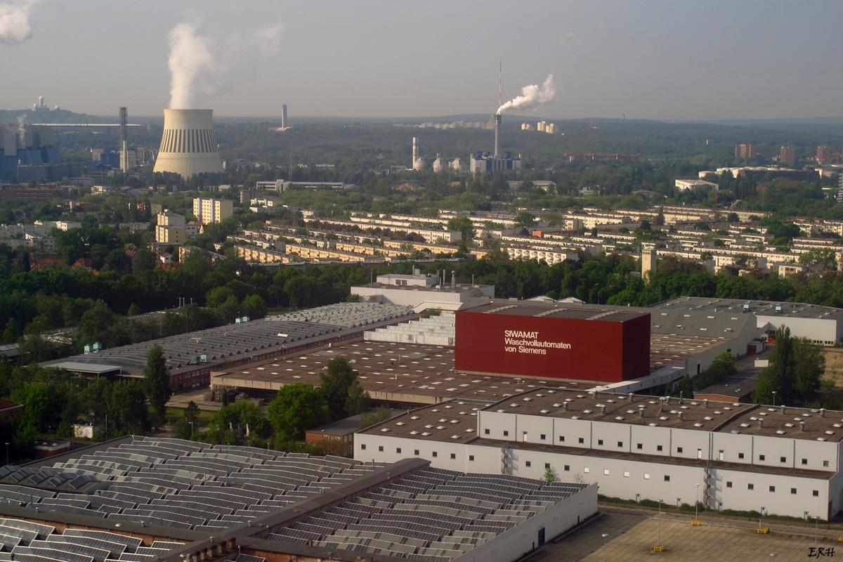 Industrie in Berlin ....