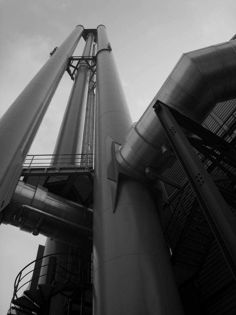 Industrie in B&W