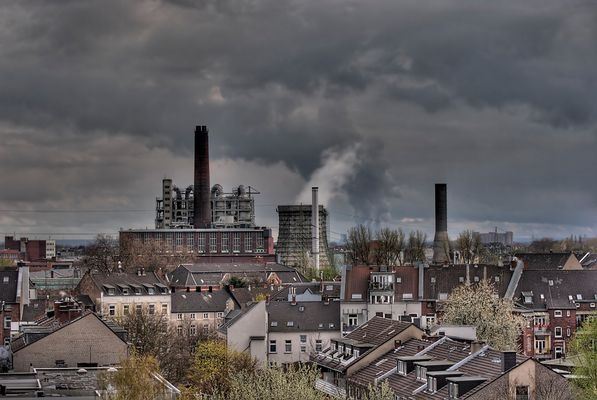 Industrie in Düsseldorf