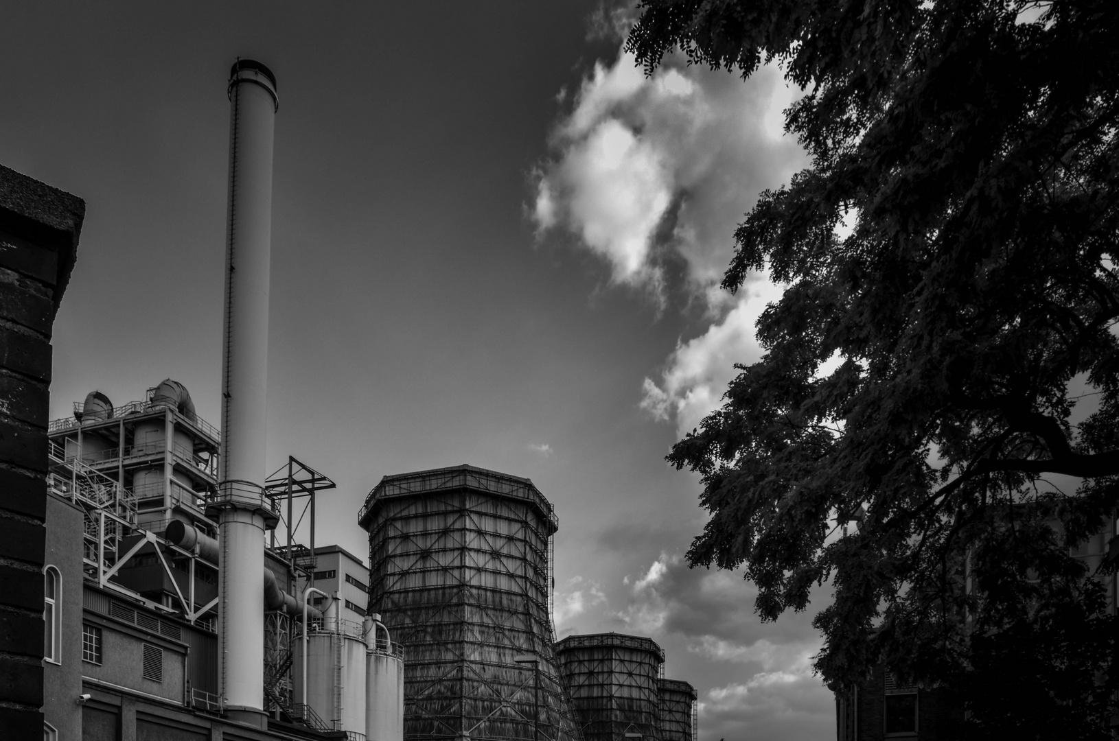 Industrie in Düsseldorf