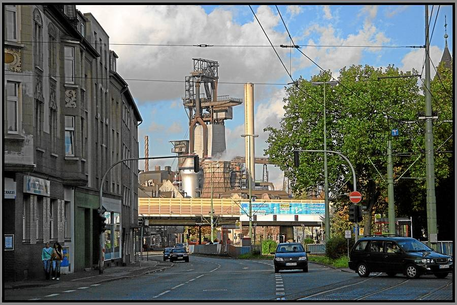 Industrie - Kultur - Landschaft ... RUHRGEBIET [ 29 ]