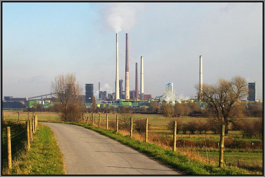 Industrie - Kultur - Landschaft ... RUHRGEBIET [ 31 ] Foto ...