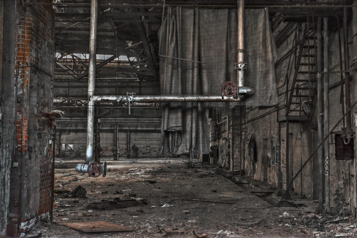 Industrie-Leiche