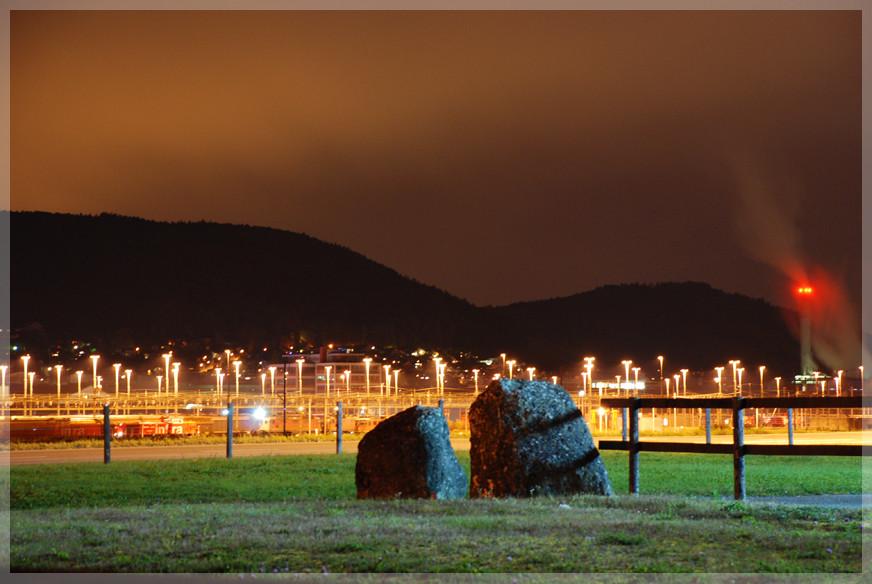 Industrie @ night