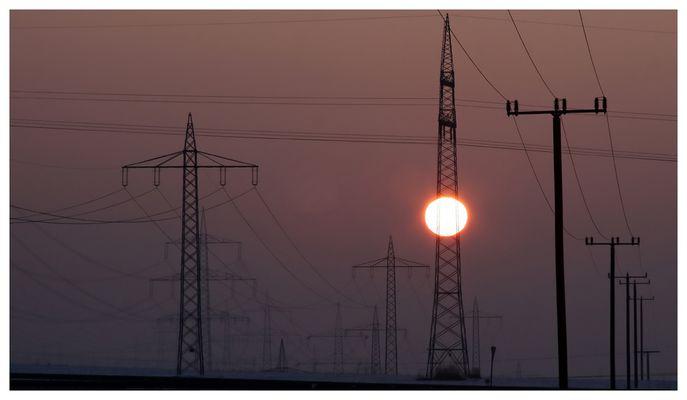 Industrie Sonne
