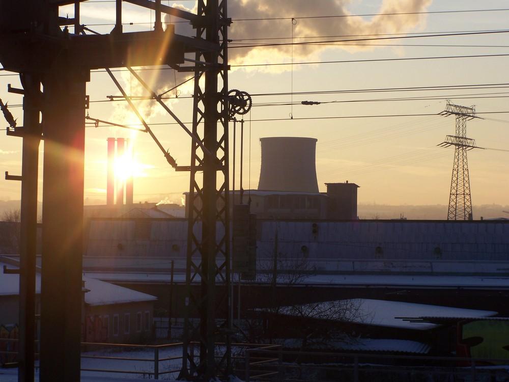Industrie-Stadt Dresden